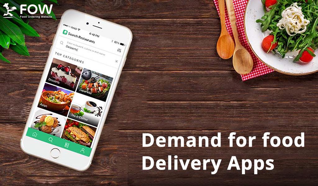 How do apps like Uber Eats