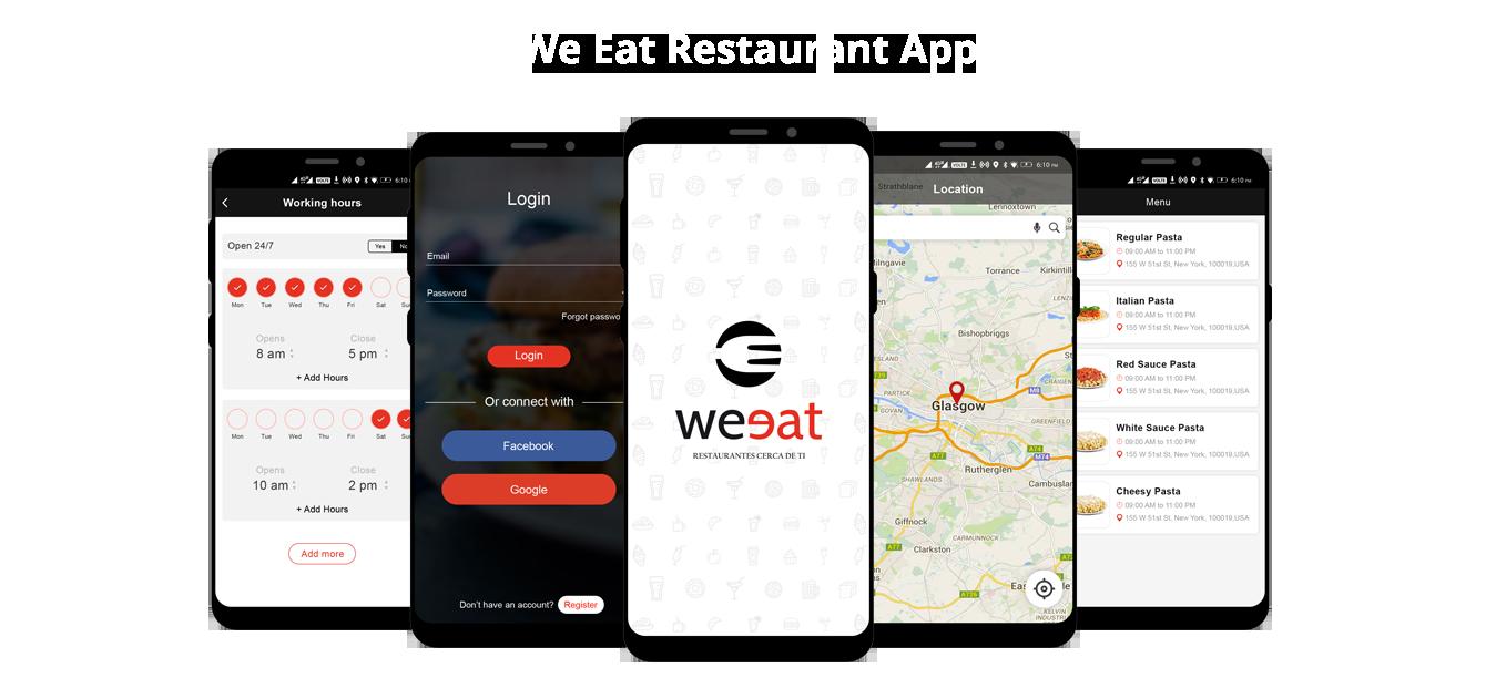 We Eat Restaurant